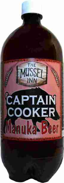 The Mussel Inn - Captain Cooker